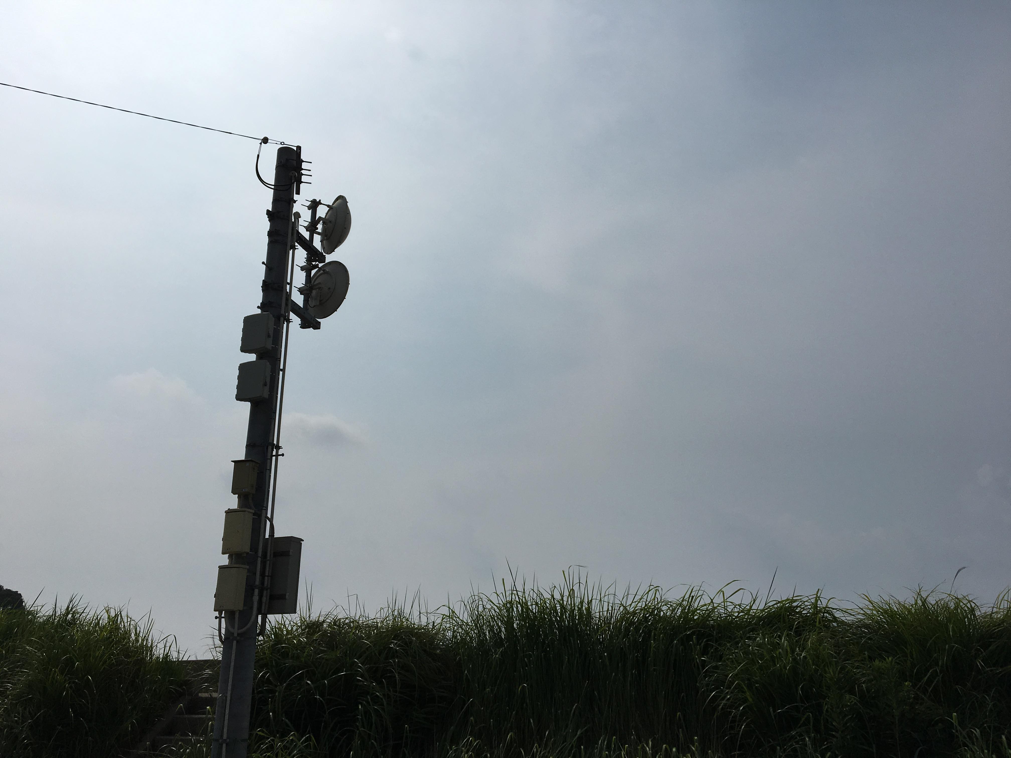 屋外用無線LAN機器 WiFi